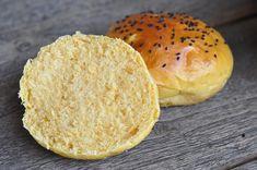 Burgers And More, Burger Buns, Dessert, Bread, Food, Sweet Potato Burgers, Hamburger Buns, Oven, Food Food