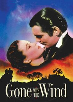 I love Gone With the Wind...the book and the movie!