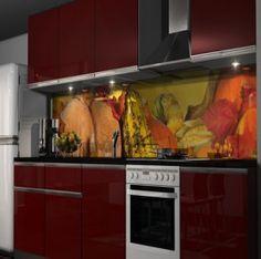 Klebefolie Küchenrückwand