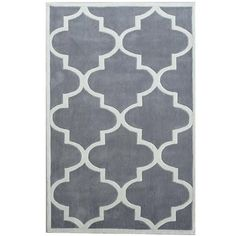 Calabasas Rug - Light Grey - 150 x 240cm - Milan Direct