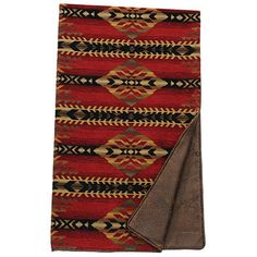 Southwestern Throw Blanket Mojave Southwestern Throw Blanket 60 X 72Wooded River