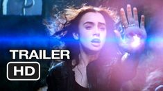 I am so excited to see this movie!! The Mortal Instruments: City of Bones Official Trailer #2 (2013) - Lily Collins Movie HD