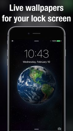 Iphone Screenshot  Live Wallpapers Wallpaper Backgrounds Free Apps App Store Background