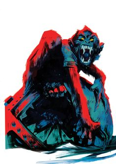 American Vampire: Second Cycle N°7 by Rafael Albuquerque