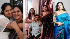 Vamsam Serial Bhoomika - Sandhiya Jagalamudi Family and Rare Photos