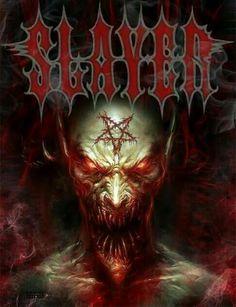Slayer fan art