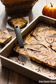 Pumpkin Cheesecake S