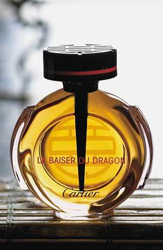 Cartier 'Le Baiser du Dragon' Eau de Parfum #perfume_bottle #fragrance #design