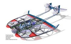 On Fans and Wings - Switzerland's VTOL Ray