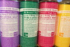 Can Castile Soap Replace Your Shampoo?