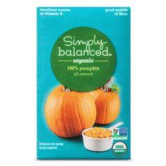 Simply Balanced Organic Pumpkin only $5.00