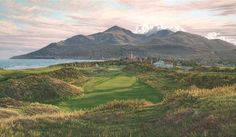 2003 9th Hole Royal County Down of Ireland http://golfpicture.com/2003-9th-hole-royal-county-down-of-ireland.html