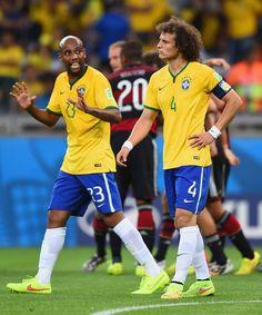 Semifinal (Alemania 7 - Brasil 1)