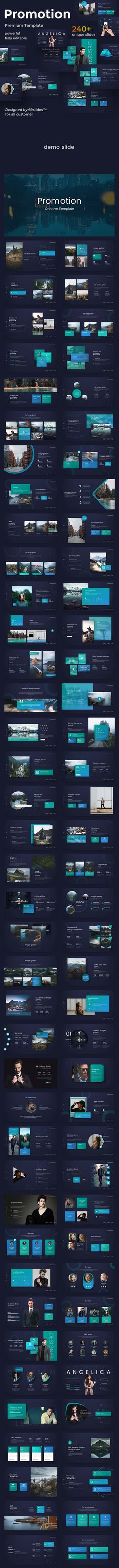 Marin Premium Keynote Template - Keynote Creative Presentation Template by bluestack. Business Plan Presentation, Presentation Slides, Presentation Design, Presentation Templates, Promotion, Best Online Courses, Slide Template, Creative Powerpoint Templates, Keynote Template