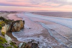 GoAltaCA | 10 Reasons to Stop in Pismo Beach - The sea meets wine country in this laid-back, picturesque surf town.