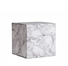 Grey marl box