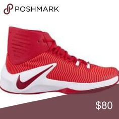 timeless design cf269 64f1e Mens Nike Zoom Clear Out size 14 Red Basketball Brand New. Mens Nike Zoom  Clear Out (tb)