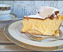 Oszukany sernik Vanilla Cake, Food And Drink, Ale, Bread, Mascarpone, Ale Beer, Brot, Baking, Breads