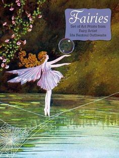 The Australian artist Ida Rentoul Outhwaite (1888-1960) excelled at depicting fairies in a manner that captured not only their delicacy and beauty, but also their connection to the natural world, part