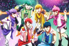 El Anime Osomatsu-san tendrá segunda temporada en Enero del 2016.