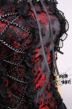 punk corset- Punk Rave