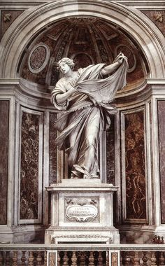 francesco mochi st veronica - Google Search