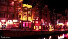 Red Light District (Amsterdam Kırmızı Lambalı Evler)