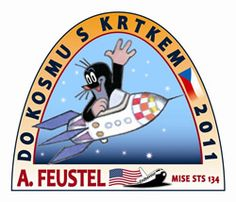 Flying to Space with the Little Mole (Do kosmu s Krtkem) Nasa, Wordpress, Mole, Logos, Movie Posters, Space, Outer Space, Spacecraft, Czech Republic