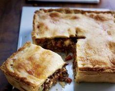 Meat and potato pie recipe