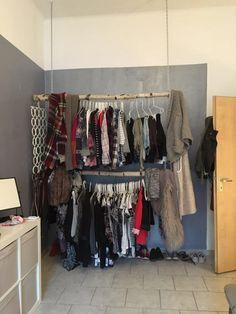 Fresh Eine tolle Kleiderschrank Organisation So einfach und so sch n kannst du es auch selbst