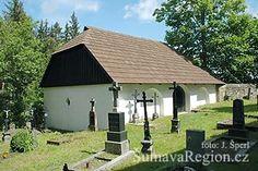 Šumava - Mouřenec - kostel sv.Mořice