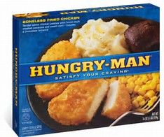 Image result for hungry-man dinners