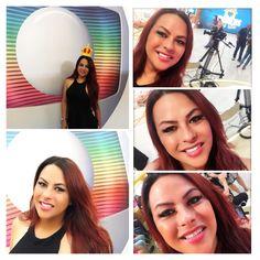 🌼🌺🌸 A Rainha do Mega Hair está na Globo 🌼🌺🌸