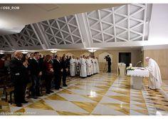 Homilía del Papa en Santa Marta: El amor cristiano es concreto - Radio Vaticano