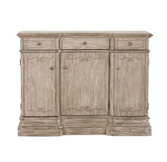 "View the Delacora HM-D260-100 Grace 52"" Wide Wood Sideboard/Buffet at Build.com. Sideboard Buffet, Sideboard Furniture, Find Furniture, Dining Furniture, Furniture Storage, Storage Drawers, The Wonderful Country, Cabinet Space"