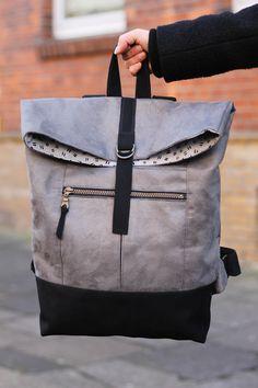 Range Backback by Noodlehead | Sewing backpack, handmade bag, Seemannsgarn handmade