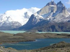 How To Plan A Trek Through Patagonia's Majestic And Icy 'Torres Del Paine'