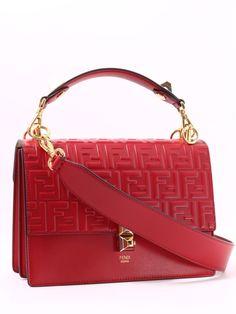 7fbec791d6ba Fendi Bag Ka I Red - Red Fendi Bags