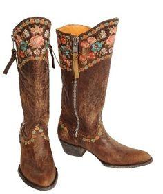 Toddler Girls' Anika Western Boots
