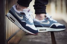sweetsoles:  Nike Air Max 1 Greystone (by Maxi Röschlein)