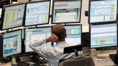 Worst 7 days in further than a year for Eu stocks as danger appetite dries up