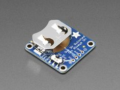 20mm Coin Cell Breakout w/On-Off Switch (CR2032)  PRODUCT ID: 1871  $3.50