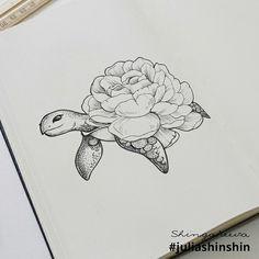 I Create Intricate Drawings Of Animals Embedded With Their N.- I Create Intricate Drawings Of Animals Embedded With Their Natural Habitats Encontre o tatuador e a inspiração perfeita para fazer sua tattoo. Cool Art Drawings, Pencil Art Drawings, Art Drawings Sketches, Animal Drawings, Drawing Ideas, Drawing Tips, Tattoo Sketches, Art Illustrations, Flower Sketches