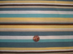 Blue Yellow Stripey