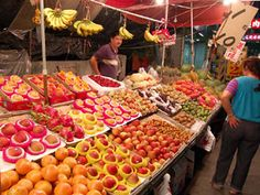 Taiwan is a Fruit Paradise.