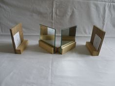 Simple Wheatstone mirror stereoscope