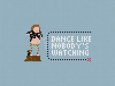 Truffle Shuffle  Dance Like Nobodys Watching  Cross by Patchoo