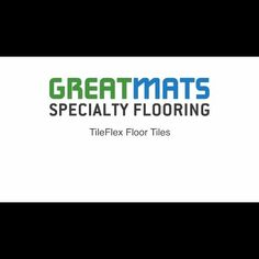Top Features:  - Vinyl tile never needs refinishing - Quick installation, no special tools required - Waterproof, raised tile provides underside air and water flow - Minimal maintenance, easy to clean - Modular design provides no glue install - Available in a variety of finish and colors - Look of wood at a fraction of the cost - Expand your floor as needed  Use Types: Basement Floors, Dance Floors, Exercise Flooring, Church Halls, Court Floors Rubber Flooring For Basement, Basement Flooring Options, Foam Flooring, Types Of Flooring, Trade Show Flooring, Portable Dance Floor, Dance Floors, House Tiles, Commercial Flooring