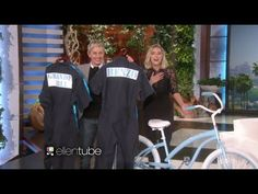 Ashley Benson on The Ellen Show - YouTube