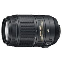 Nikon Super-telephoto 5.5x zoom lens with V (55-300MM VR / 55300MMVR)